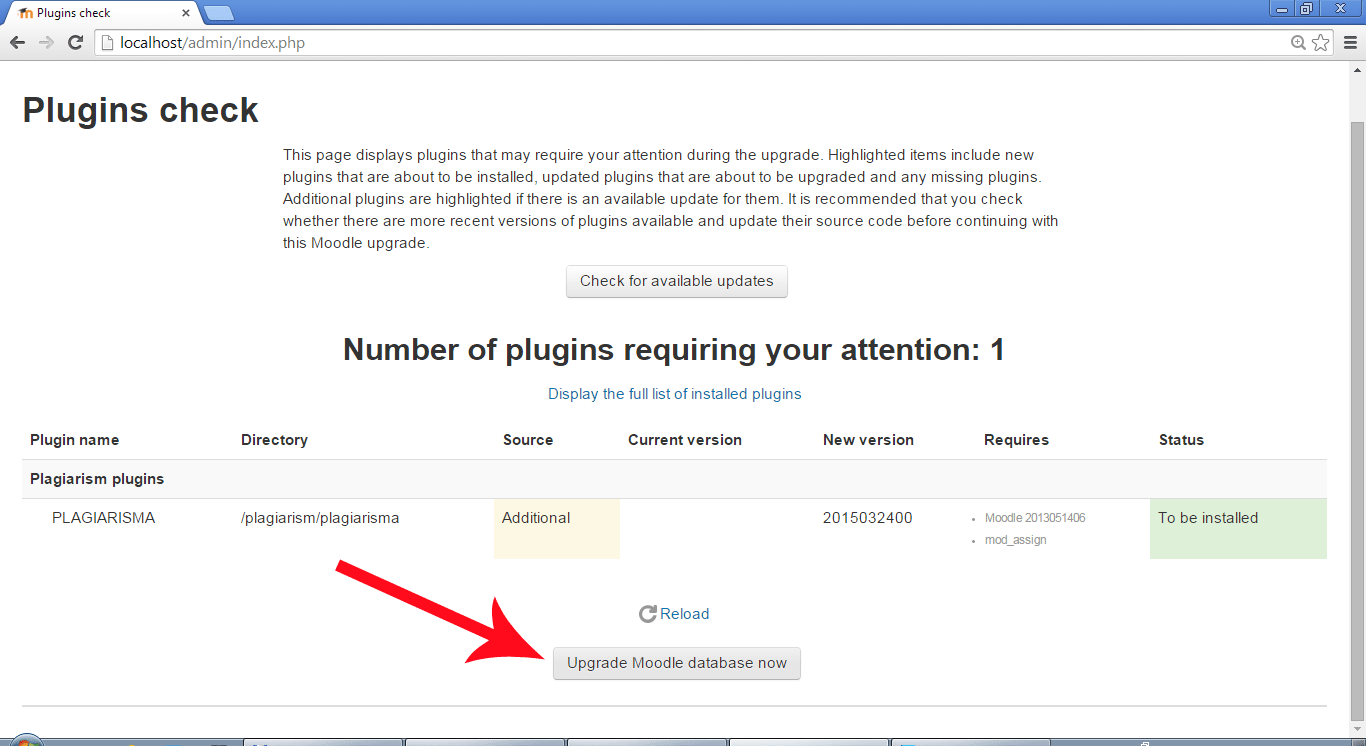 moodle plugin for plagiarism detection net find the setting enable plagiarism plugins and make sure the box is ticked